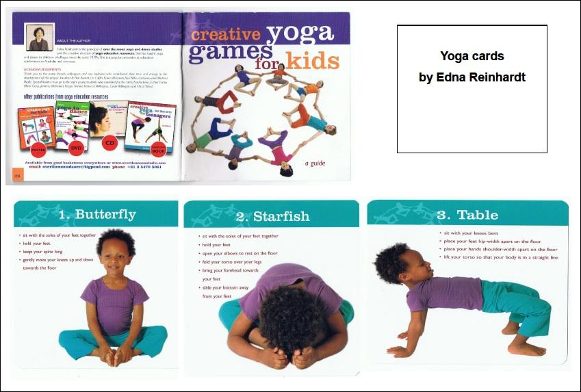 Creative Yoga Games For Kids Volume 1 Chill Skills